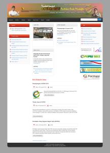 Layout bkpp kabupaten bandung 2015