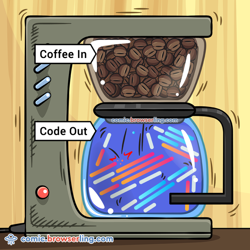 coffe-in-code-out