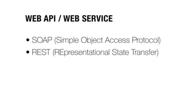 web-api-web-service